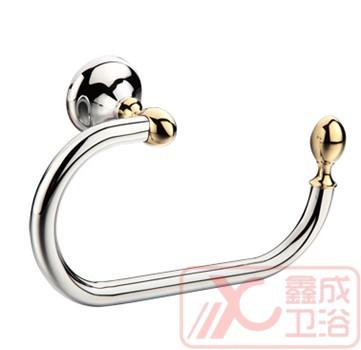 XC120560000金色毛巾环