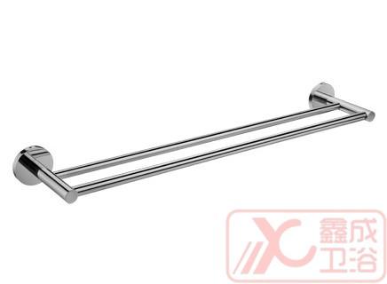 XC120724200双档毛巾架