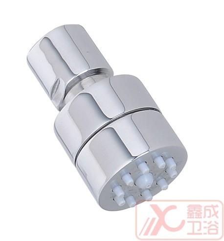 XC608-34圆形小花洒(橡胶喷嘴)