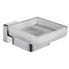 XC120110002-玻璃皂碟